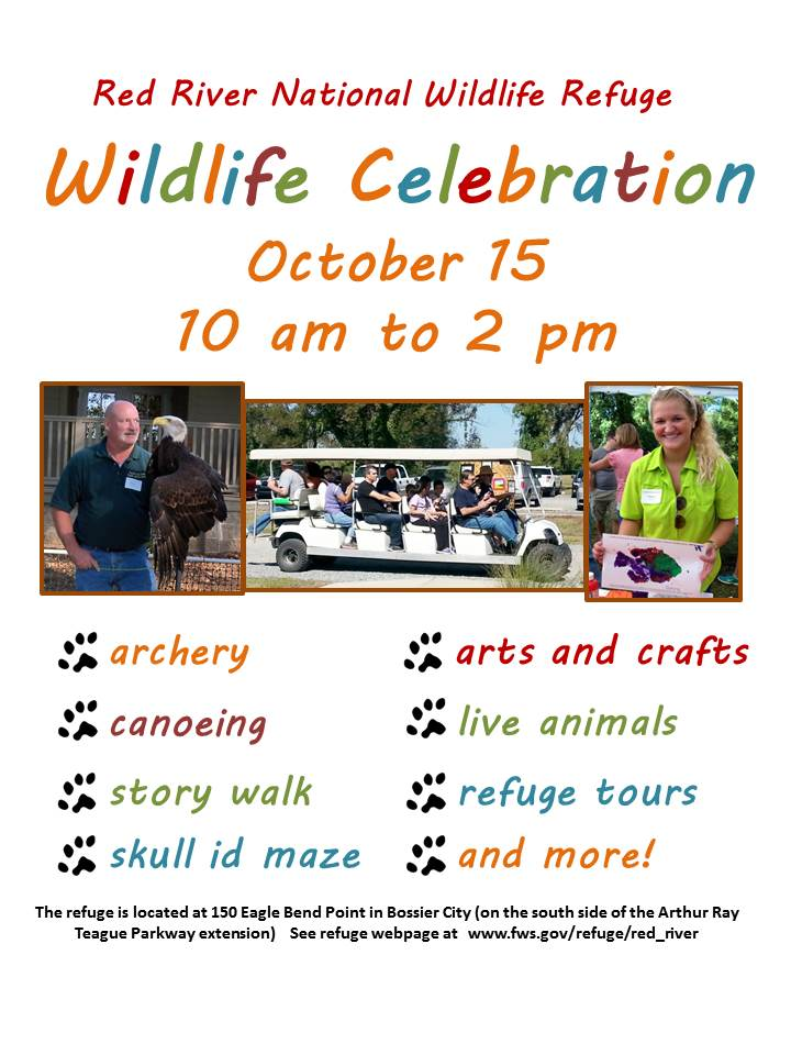 2016 flier_Wildlife Celebration with address